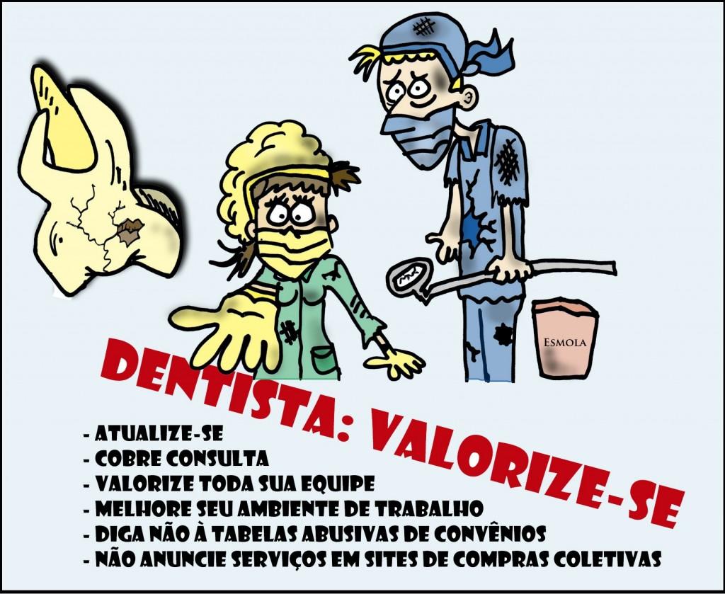 Campanha pela Valorização da Odontologia