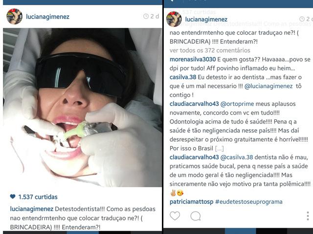 Luciana Gimenez IG 1