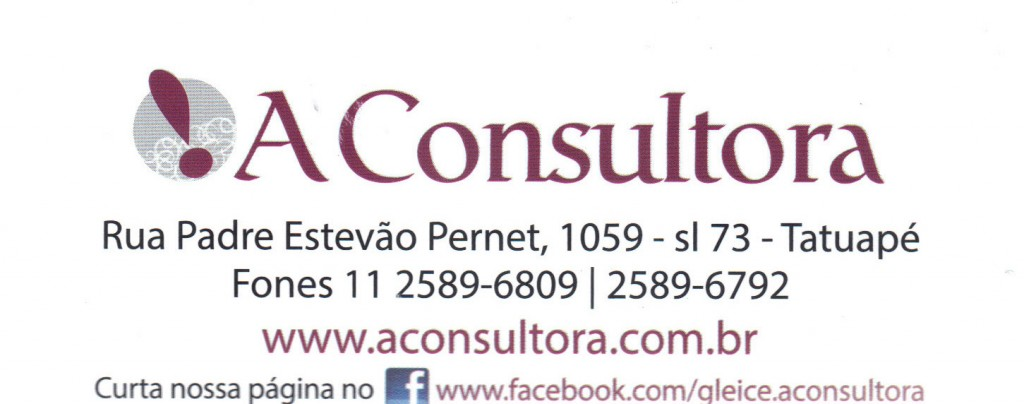 A consultora 2