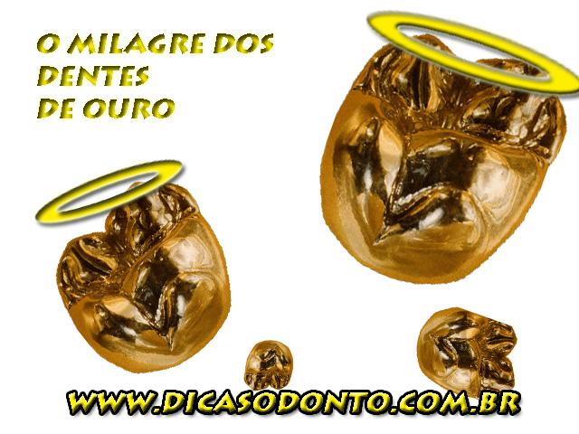 O Milagre dos dentes de ouro