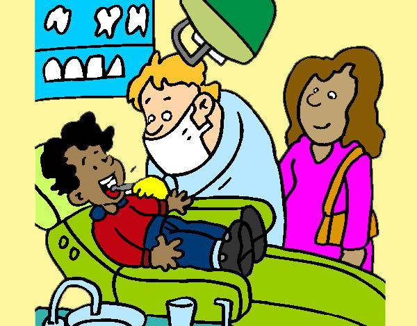 dentista desenho dicas