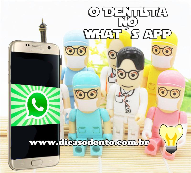 dentista no whats app dicas odonto