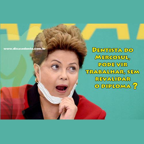 Dilma Mais Dentistas Dicas Odonto Instagram