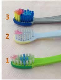 quantidade de pasta de dente